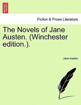 Book The Novels Of Jane Austen. (winchester Edition.). by Jane Austen