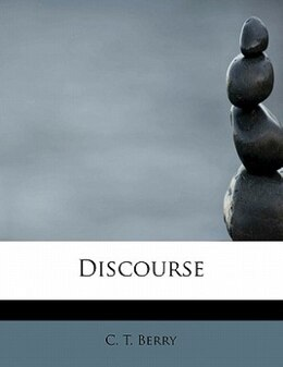 Book Discourse by C. T. Berry