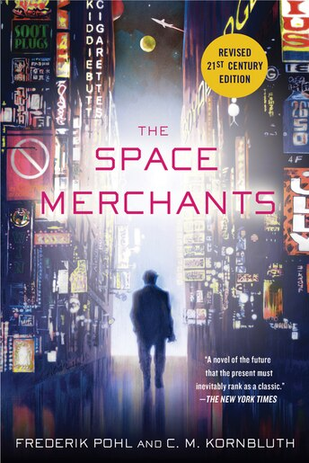 The Space Merchants by Frederik Pohl