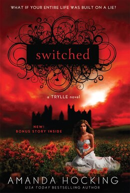 Book Switched by Amanda Hocking