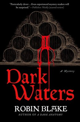 Book Dark Waters by Robin Blake