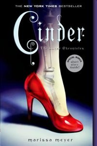 Book Cinder: Book One of the Lunar Chronicles by Marissa Meyer