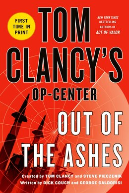 Book Tom Clancy's Op-Center: Out of the Ashes by Dick Couch