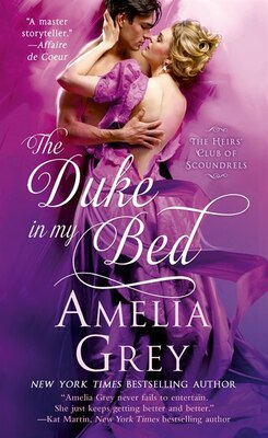 Book The Duke In My Bed by Amelia Grey