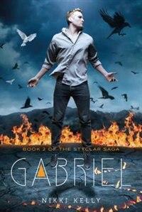 Gabriel: Book 2 Of The Styclar Saga by Nikki Kelly