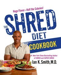The Shred Diet Cookbook: TK
