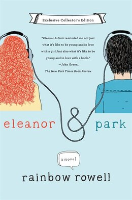 Book Eleanor & Park Indigo Exclusive Edition by Rainbow Rowell
