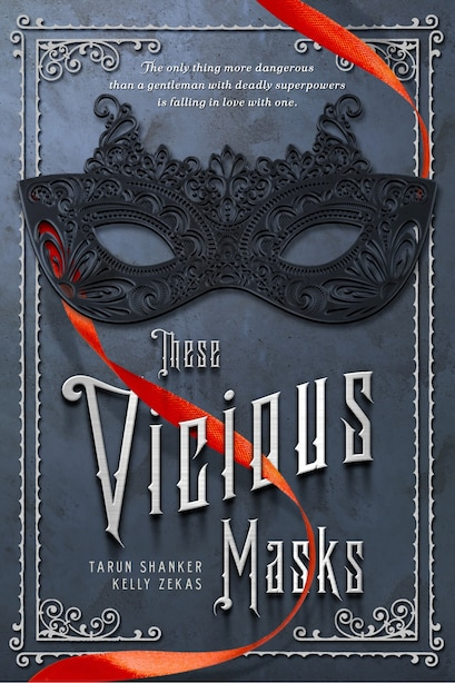 These Vicious Masks by Tarun Shanker