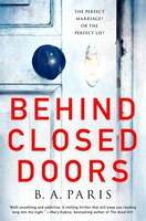 Book Behind Closed Doors by B.A. Paris