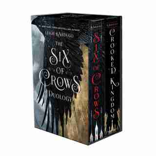 The Six Of Crows Duology Boxed Set: Six Of Crows And Crooked Kingdom by Leigh Bardugo