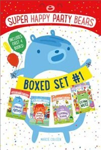 Super Happy Party Bears Boxed Set #1: (gnawing Around; Knock Knock On Wood; Staying Ahive; Going…