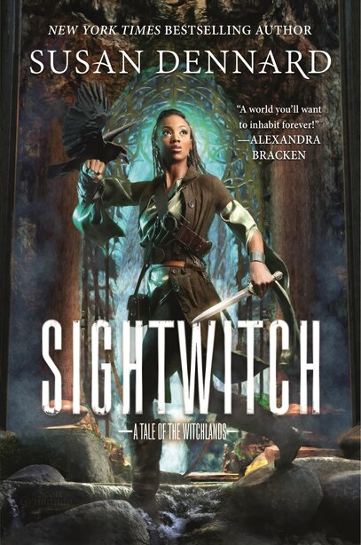 Sightwitch: A Tale Of The Witchlands by Susan Dennard