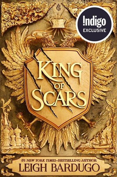 King of Scars: Indigo Exclusive Edition by Leigh Bardugo
