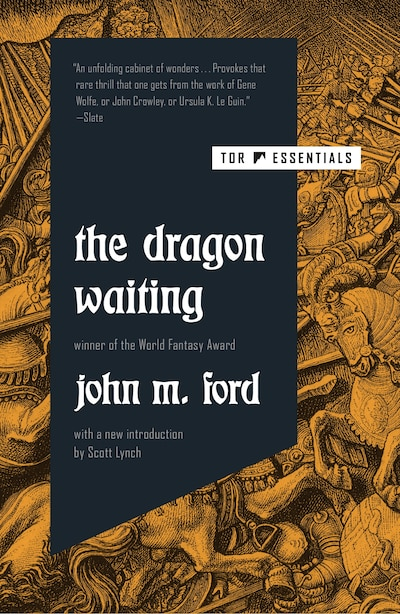 The Dragon Waiting by John M. Ford