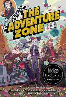 The Adventure Zone: Petals to the Metal Indigo Exclusive Edition by Clint Mcelroy