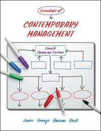 Essentials of Contemporary Management with Connect Access Card
