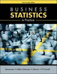 Business Statistics in Practice with Connect with Smartbook PPK