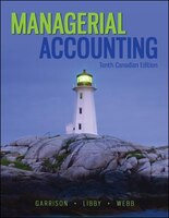 Managerial Accounting with Connect with Smartbook PPK