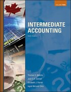 Intermediate Accounting Volume 2 with Connect with Smartbook PPK