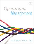 Operations Management with Connect with SmartBook PPK