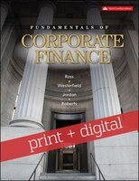 Fundamentals of Corporate Finance with Connect with SmartBook COMBO