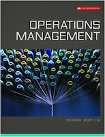 Operations Management with Connect with SmartBook COMBO
