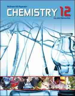 Chemistry 12: College Preparation by Jonathan Bocknek
