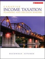 Canadian Income Taxation 2017/2018