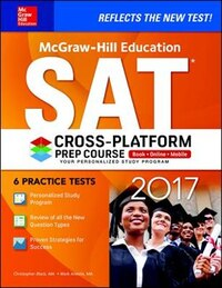 McGraw-Hill Education SAT 2017 Cross-Platform Prep Course