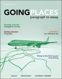Going Places + Cnct Comp Cda 4e