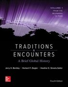 Traditions & Encounters: A Brief Global History Volume 1 with 1-Term Connect Access Card