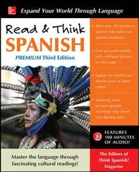 Read & Think Spanish, Premium Third Edition