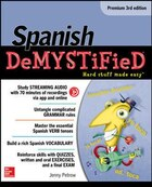 Spanish Demystified, Premium 3rd Edition