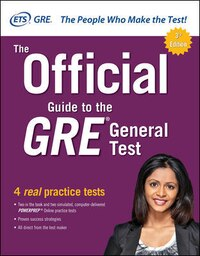 The Official Guide to the GRE General Test, Third Edition