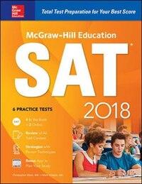 McGraw-Hill Education SAT 2018
