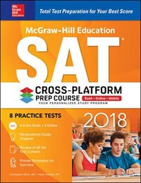 McGraw-Hill Education SAT 2018 Cross-Platform Prep Course