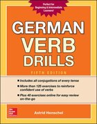 German Verb Drills, Fifth Edition