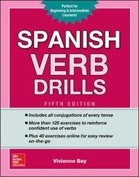 Spanish Verb Drills, Fifth Edition