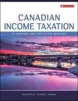 Canadian Income Taxation, 2019/2020