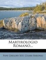 Martirologio Romano...