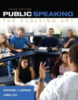 Public Speaking: The Evolving Art (with Mindtapt Speech Printed Access Card)