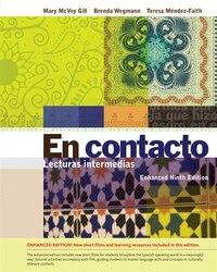 En Contacto, Enhanced Student Text: Lecturas Intermedias