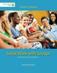 Brooks/cole Empowerment Series: Social Work With Groups: A Comprehensive Worktext (with Coursemate…
