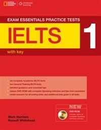 Exam Essentials: Ielts Practice Test 1 W/key + Multi-rom