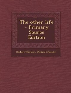 The other life  - Primary Source Edition