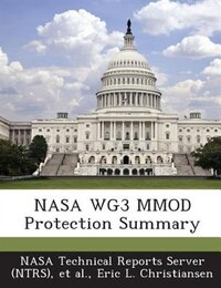 Nasa Wg3 Mmod Protection Summary