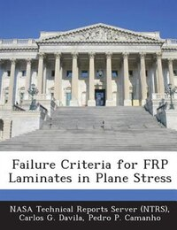 Failure Criteria For Frp Laminates In Plane Stress