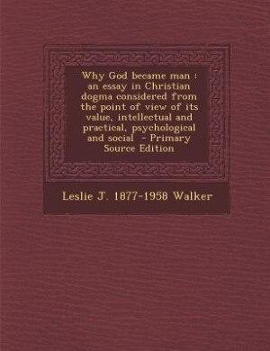 essay in christendom