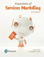 Essentials Of Services Marketing