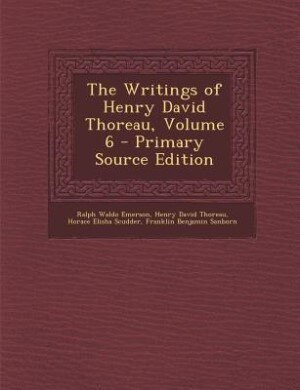 a comparison on writing styles of henry david thoreau and ralph waldo emerson